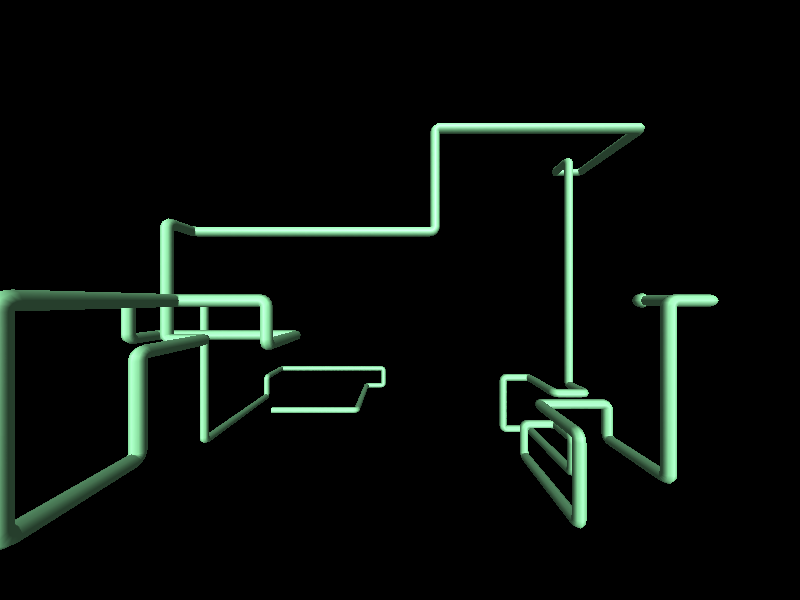 Pipes Screensaver For Windows 7