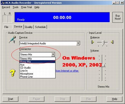 windows media player recorder