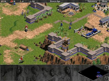 Capture DirectX Game Screen - Age of Empire II