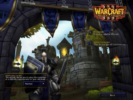 Capture DirectX Game Screen - WarCraft III